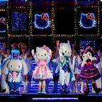 豪華ナイトショーや浴衣姿のキャラクターと盆踊り!「ハーモニーランド」開園30周年記念のイベント開催