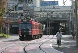 京阪電鉄「浜大津駅」