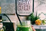 Rawcoco Green Bar