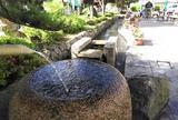松本湧き水巡り③~辰巳の御庭井戸~