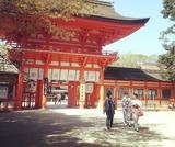 京都 左京区 〜下鴨神社とパンとケーキ散歩〜