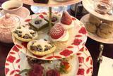 【イギリス】Tiny Toria Afternoon tea & Cafe