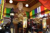 岡川寺の巨大弘法様