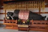 大乗教 大釈迦涅槃像