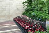 港区自転車シェアリング サイクルポート A04.虎ノ門ヒルズ