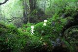 『もののけ姫』の森