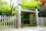 岐阜公園(信長の屋敷跡)