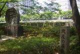 淀屋の屋敷跡