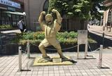 両津勘吉 祭り姿像
