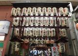 龍馬とお龍の縁結び。錦市場と新京極商店街をめぐる