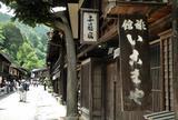 中仙道妻籠宿
