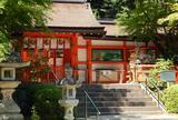 京の春日さん「大原野神社」