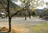 金華山の麓は岐阜公園