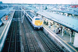 八戸駅で再び乗り換え