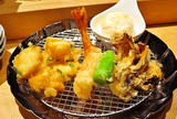天ぷら飯 金子半之助