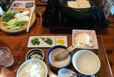 嬉野    湯豆腐   平川