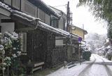 京都市嵯峨鳥居本(門前町 京都)