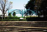 港の見える丘公園(1) 入口付近のフランス山低地部