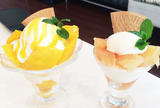 フルーツカフェオレンジ