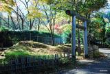 新田塚 新田神社を経由する古道