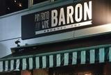 池袋 【ビストロ料理】 LA TAVERNE BARON ワイン酒場