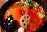 Garaku Soup Curry(2日目 昼食)