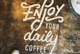 YOUR DAILY COFFEE