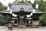 八坂神社(太田市世良田町)