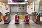 東梅田駅【ゴール】