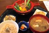 玄米菜食 米の子