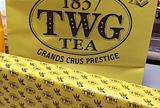TWG Tea at Ginza