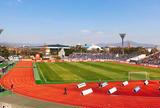 西京極総合運動公園 陸上競技場兼球技場