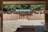 阿射加神社(小阿坂)