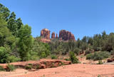 Red Rock Crossing Trail