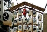 祇園祭前祭 芦刈山