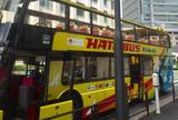 はとバス  二階建てオープンバス