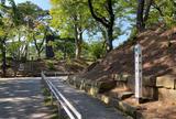 久保田城黒門跡