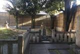 紫式部墓所