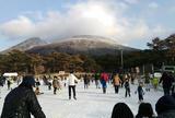 えびの高原野外アイススケート場