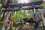愛宕神社(旧白雲寺)