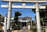 春日神社(平塚市平塚)