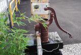甘露の井戸水