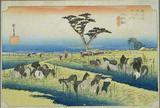 東海道 池鯉鮒宿(ちりゅうしゅく)
