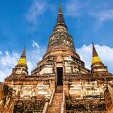 【タイ 観光スポット紹介】歴史的な寺院からアートまで!おすすめスポット32選
