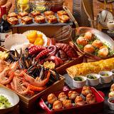 平日限定ランチビュッフェ「コンラッド・ビストロ」開催!フランス料理からインスパイアされた食材やメニューが勢揃い