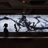 チームラボの作品2点が東京・大手町に移転オープンした「MIRAI LAB PALETTE」にて常設展示!
