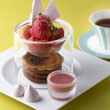 東京ステーションホテルに新しい季節の訪れを楽しめる桜スイーツ&春カクテルが登場!