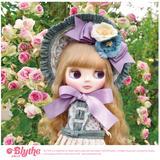 """""""横浜人形の家""""にて 「Loving Blythe~大好き!ブライス」展!華奢なボディに魅惑的な瞳でおしゃれに着こなす"""