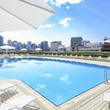 東京ドームホテルで安心な環境の楽しい夏を!屋外ガーデンプールと遊園地がセットになった宿泊プランを提供