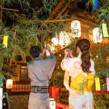 """川床席&食べ放題プランと楽しむフェア!""""七夕""""という特別な日をロマンティックに演出"""